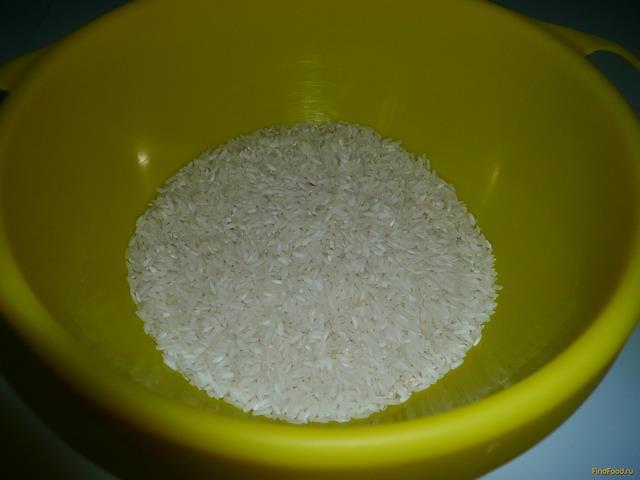 Молочная рисовая каша с сухофруктами рецепт с фото 3-го шага