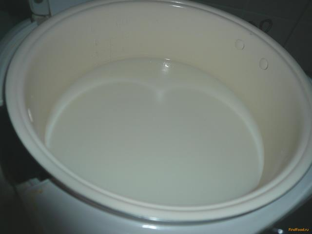 Молочная рисовая каша с сухофруктами рецепт с фото 7-го шага