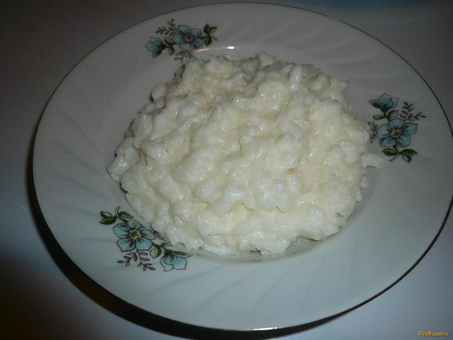 Молочная рисовая каша с сухофруктами рецепт с фото 10-го шага