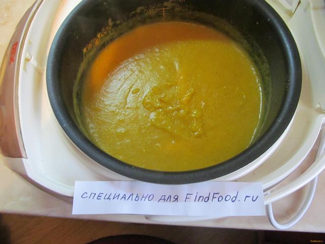 каша из тыквы с манкой рецепт с фото 5-го шага