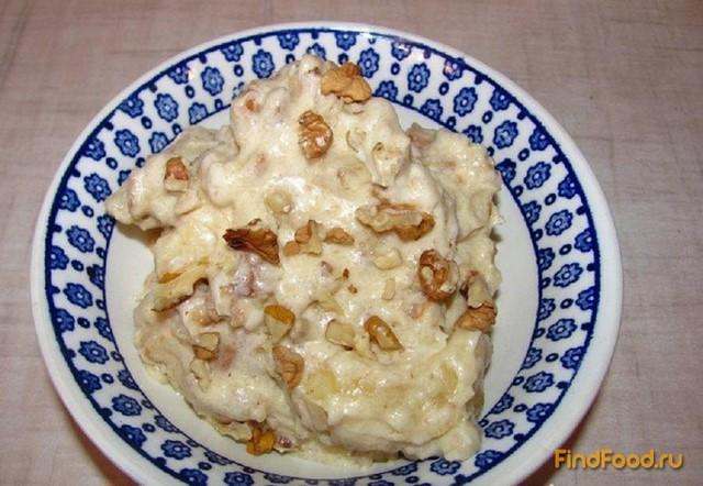 Сливочный десерт рецепт с фото 3-го шага