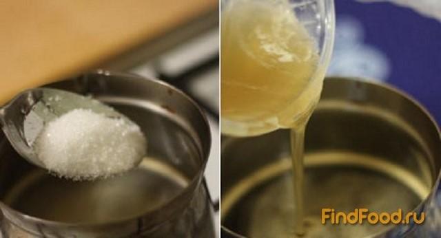 Молочно-кофейное желе рецепт с фото 4-го шага