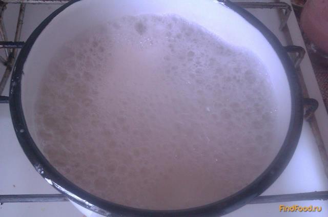 Ликер из голубики рецепт с фото 4-го шага