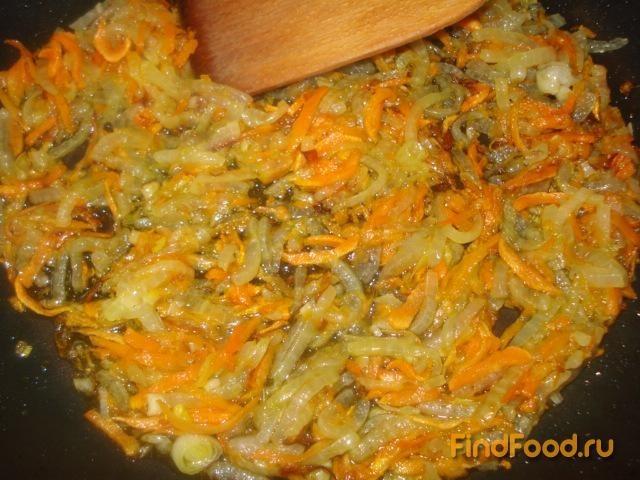 Картофельный суп с яйцом рецепт с фото 4-го шага