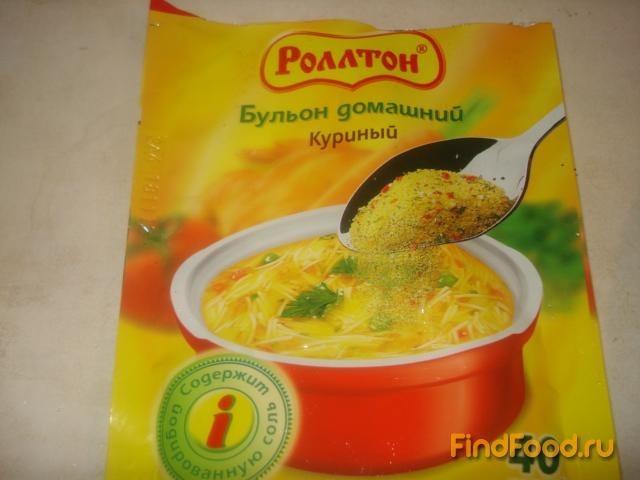 Картофельный суп с яйцом рецепт с фото 5-го шага