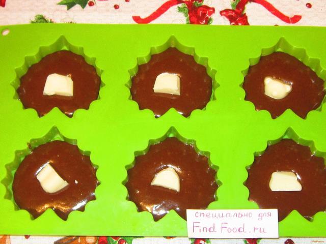 Шоколадные кексы на молоке рецепт с фото 5-го шага