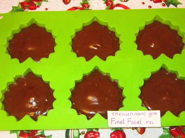 Шоколадные кексы на молоке рецепт с фото 6-го шага