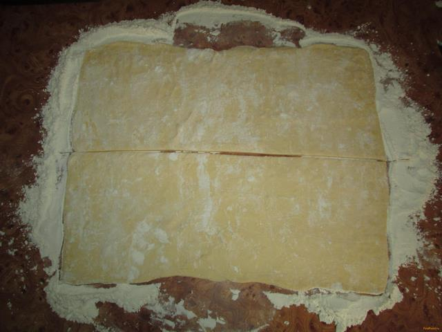 Круассаны с мармеладом рецепт с фото 1-го шага