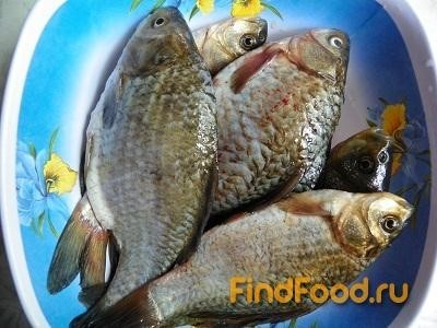 Тушеная рыба с луком и морковью рецепт с фото 1-го шага