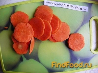 Тушеная рыба с луком и морковью рецепт с фото 2-го шага