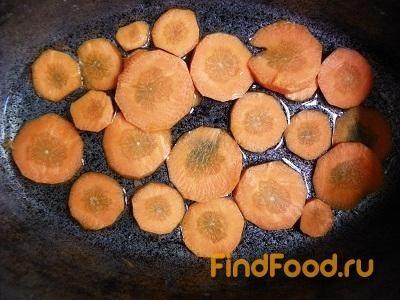 Тушеная рыба с луком и морковью рецепт с фото 3-го шага