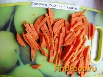 Тушеная рыба с луком и морковью рецепт с фото 9-го шага