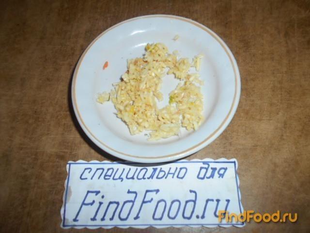 Запеканка из макарон с куриными окорочками рецепт с фото 5-го шага