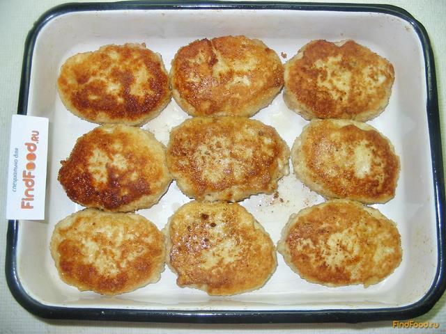 Куриные котлеты с хрустящей корочкой рецепт с фото 12-го шага