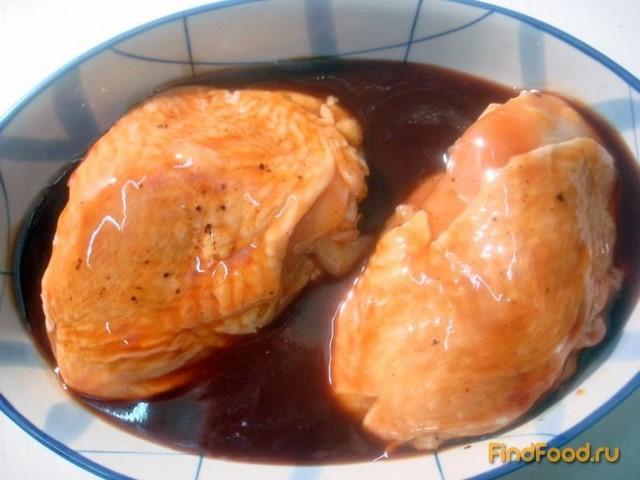Куриные бёдра в соево-томатном соусе рецепт с фото 7-го шага