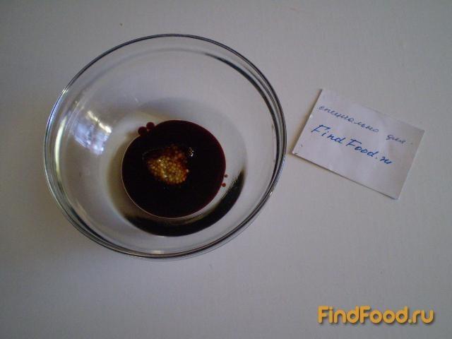 Картофель запеченный в соевом соусе с горчицей рецепт с фото 2-го шага