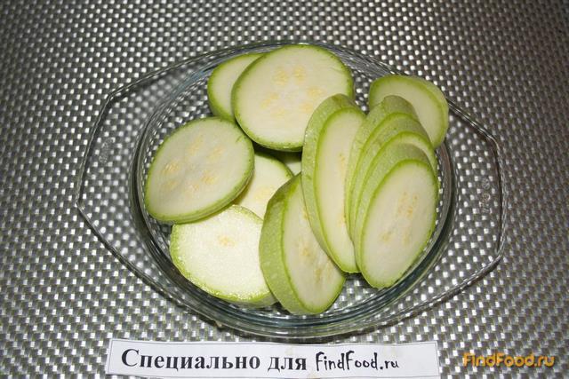 Запеченные кабачки со сметаной и специями рецепт с фото 1-го шага