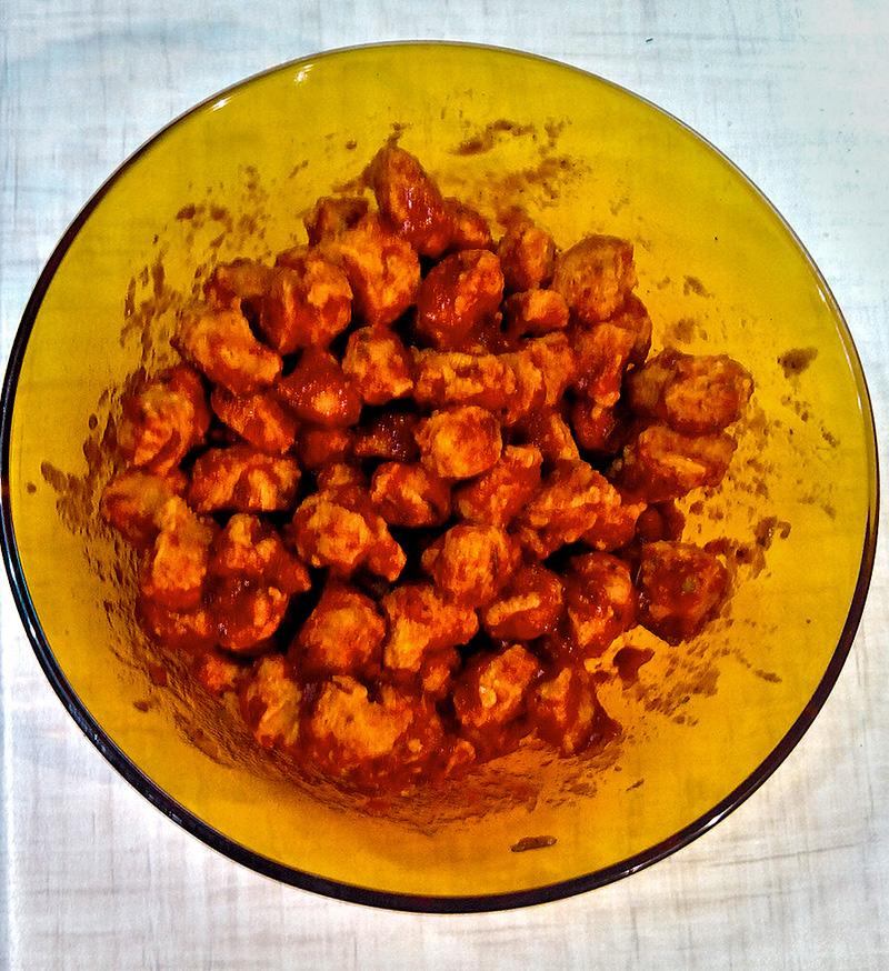 Гуляш из свинины с соевым соусом рецепт пошагово