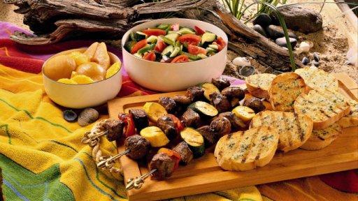 Рецепт запеканки с мясом и картофелем и грибами в духовке рецепт