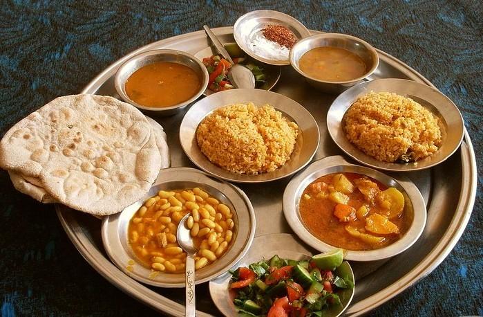 национальные блюда египта фото