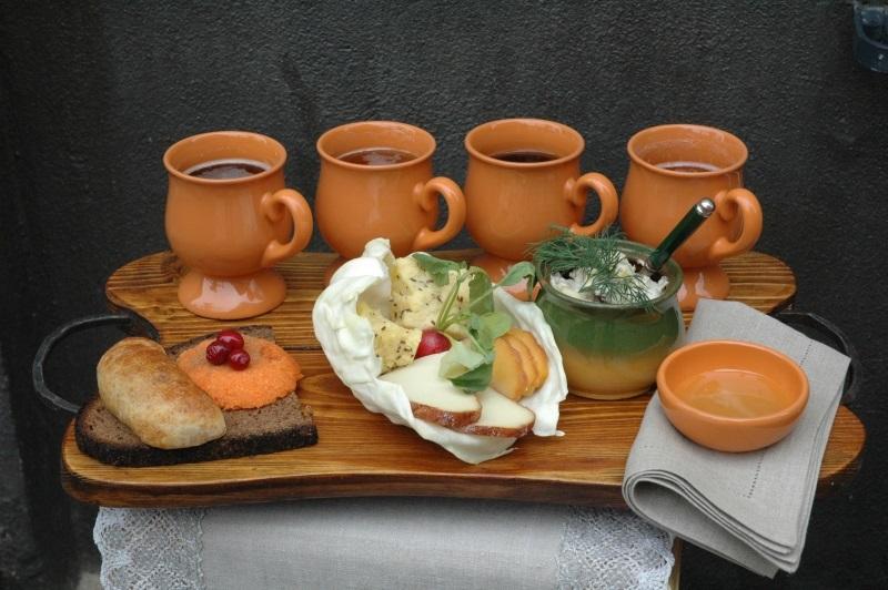 Рецепты латышской кухни с фото