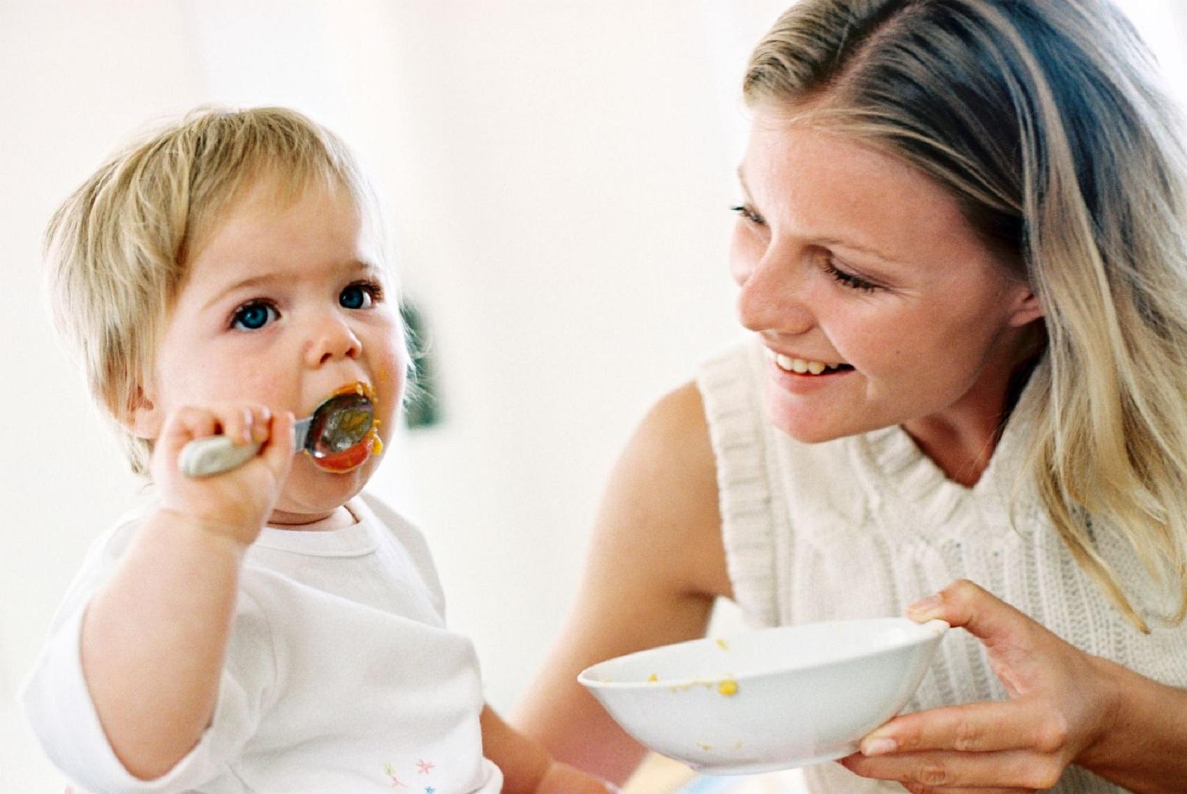 Диета при диарее ребенка 1год