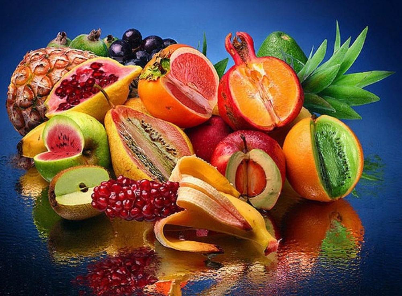 Заморские ягоды и фрукты фотографии 3