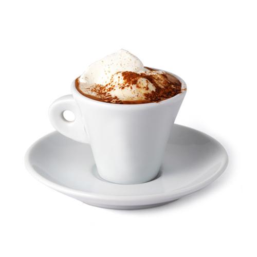 рецепт кофе гляссе калорийность