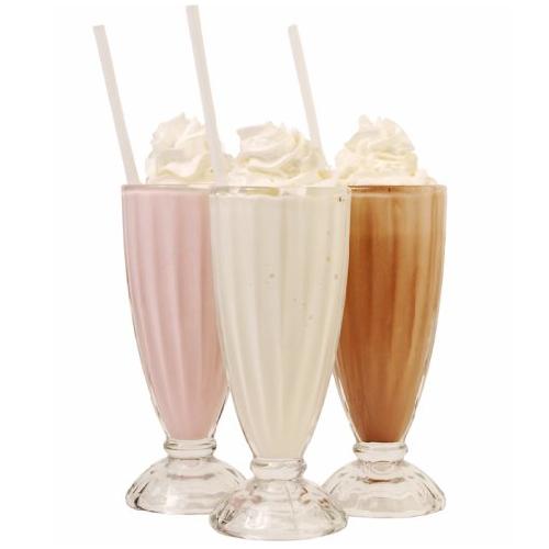 пропорция на молочный коктейль