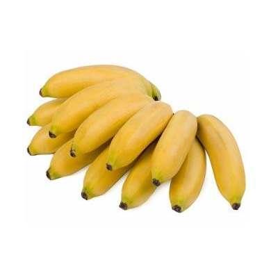 Калорийность маленького банана