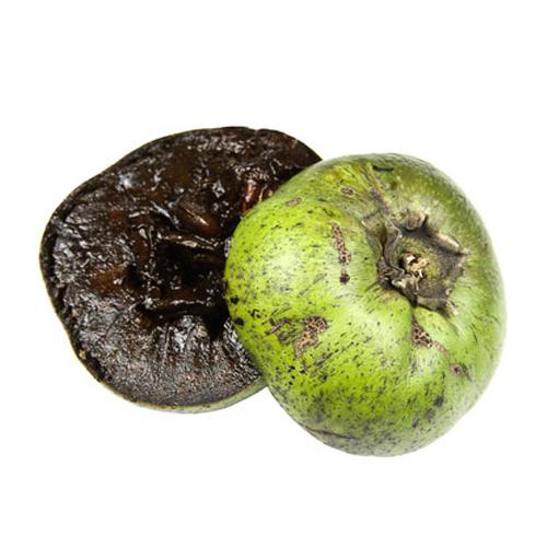Сапота (чёрное яблоко) фото
