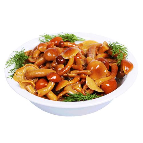 Маринованные грибы калорийность и