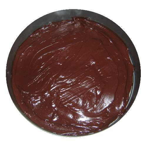 Рецепт шоколадного ганаша под мастику