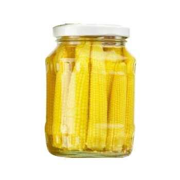 Консервированные початки кукурузы рецепты