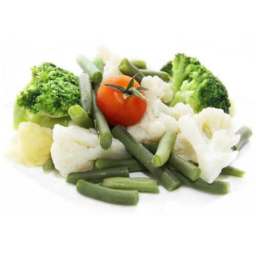 Замороженная смесь из овощей рецепты