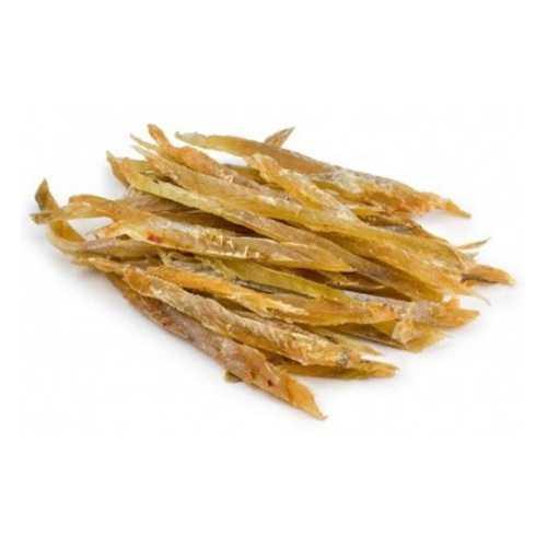 Сушеную рыбу со свинцом привезли в Приморье из Китая