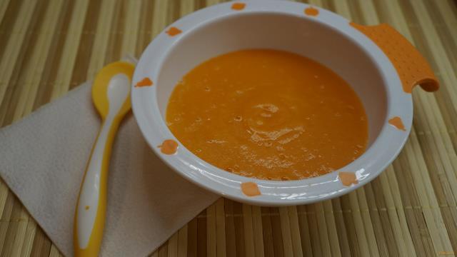 Рецепт Детский овощной суп-пюре рецепт с фото