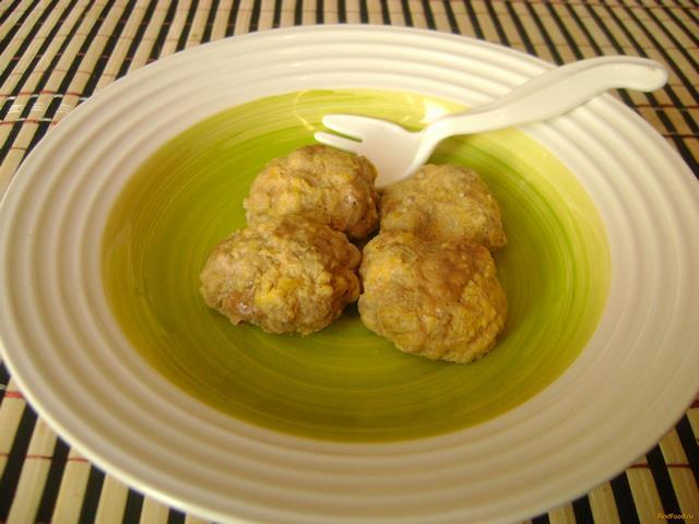 Рецепт Говяжьи фрикадельки с тыквой рецепт с фото