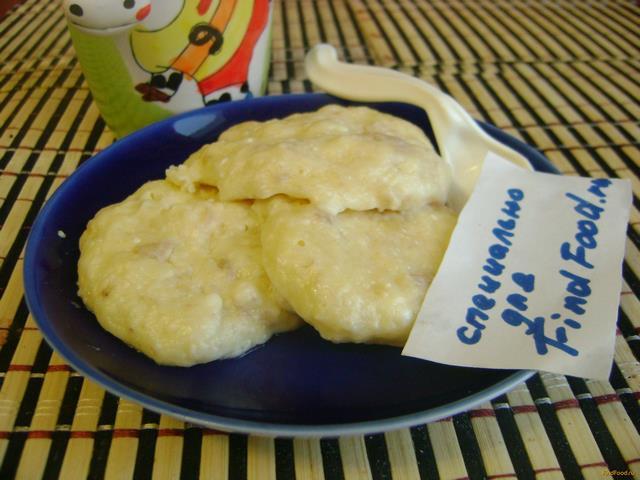 Сырники пару рецепт фото