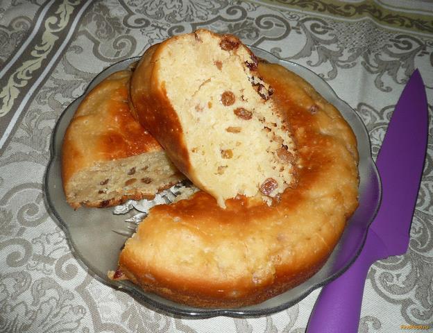 Кекс на ряженке в мультиварке рецепты с фото