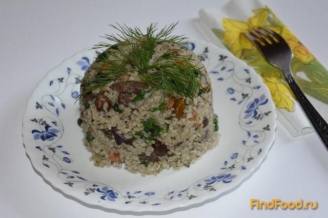 Рецепт Ич пилав или плов по-турецки рецепт с фото