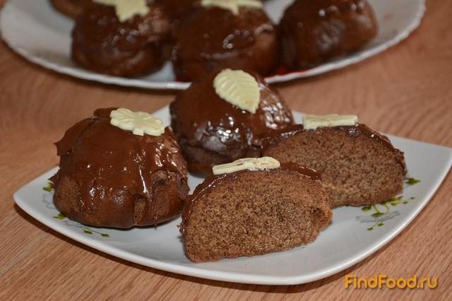 Рецепт Шоколадно-медовые пряники рецепт с фото