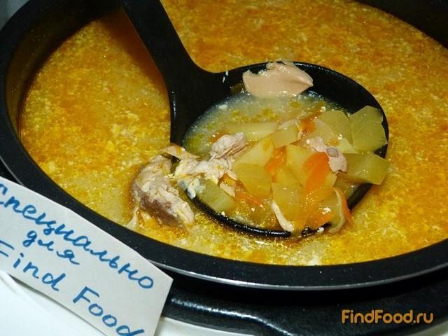 Сырный суп в мультиварке рецепты пошагово 89
