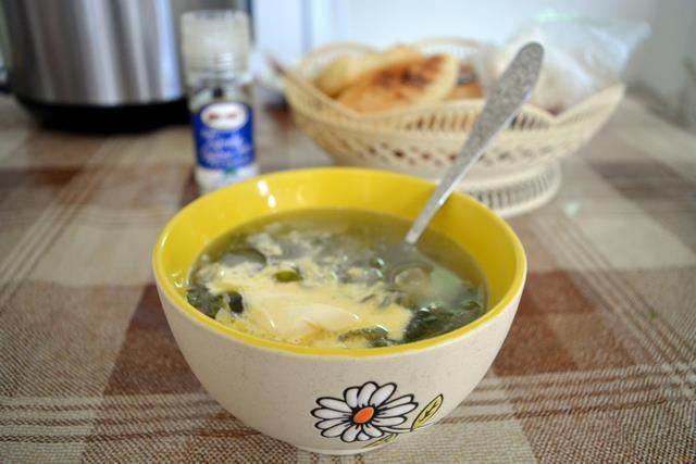 Рецепт Суп с солеными огурцами рецепт с фото