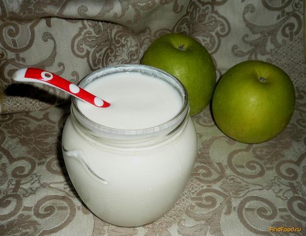Рецепт Ванильный йогурт в мультиварке рецепт с фото