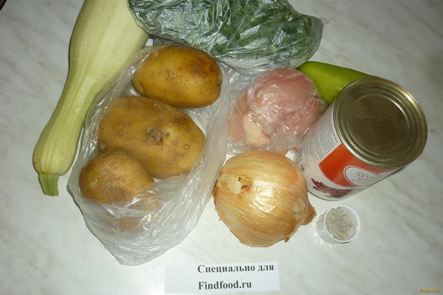 рецепт супа с фасолью и томатной пастой