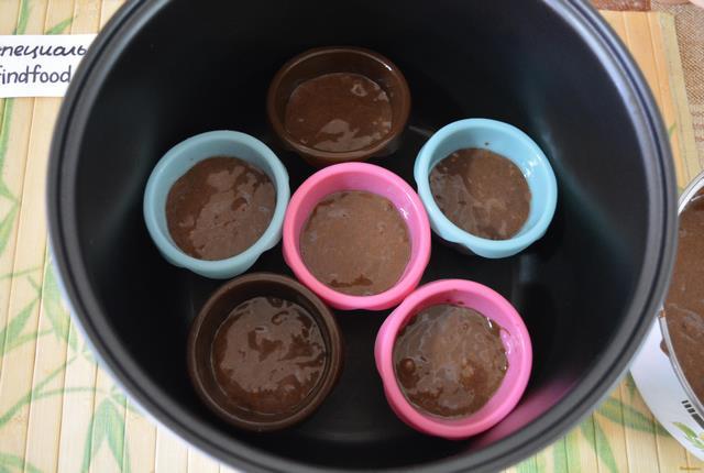 шоколадные маффины в мультиварке рецепты с фото