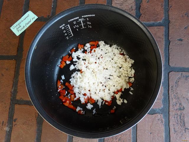 Рис сладкий рассыпчатый