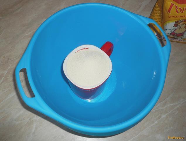 Манник на йогурте