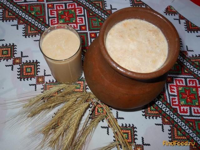 Рецепт Домашнее топленое молоко в мультиварке рецепт с фото